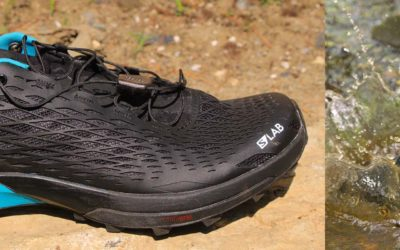 Running, Salomon. Salomon S-LAB XA Amphib Trail Running Shoe Review.