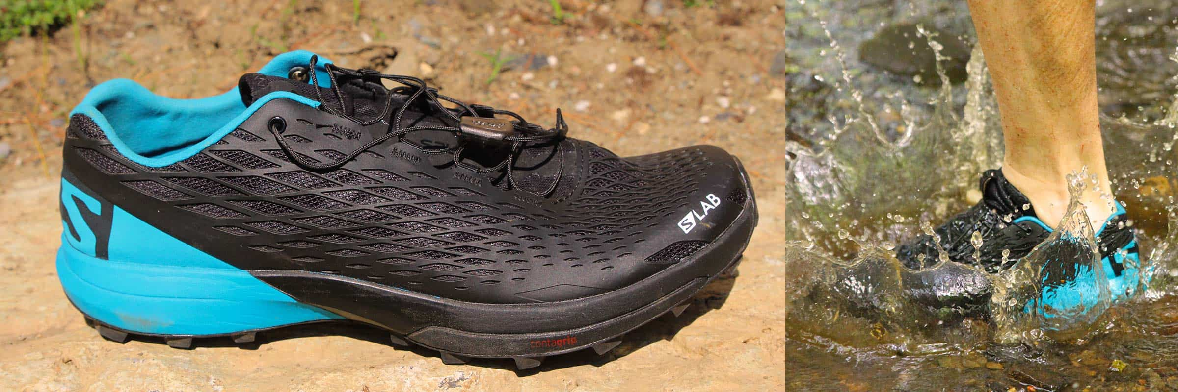 Running, Salomon. Salomon S-LAB XA Amphib Trail Running Shoe Review