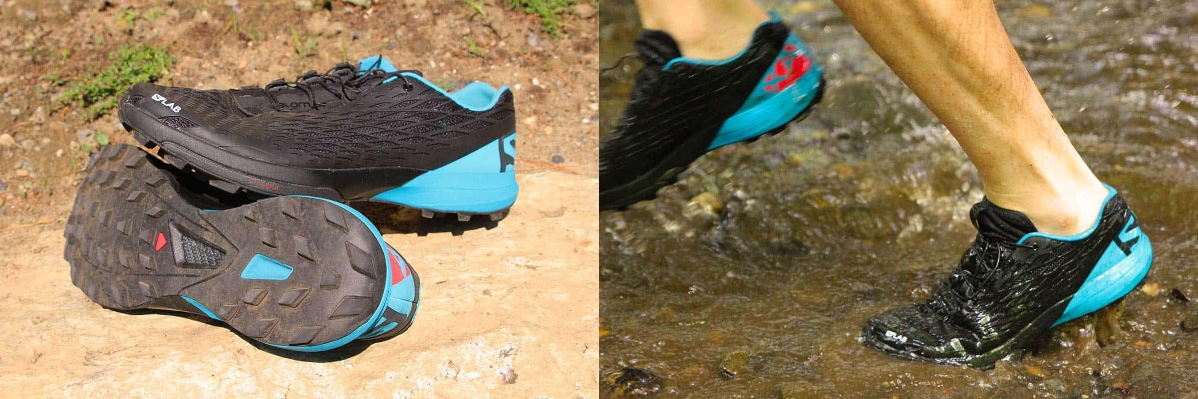Salomon Men/'s XA Amphib Trail Running Shoe