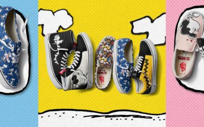 Vans. Discover the Vans X Peanuts Collaboration.