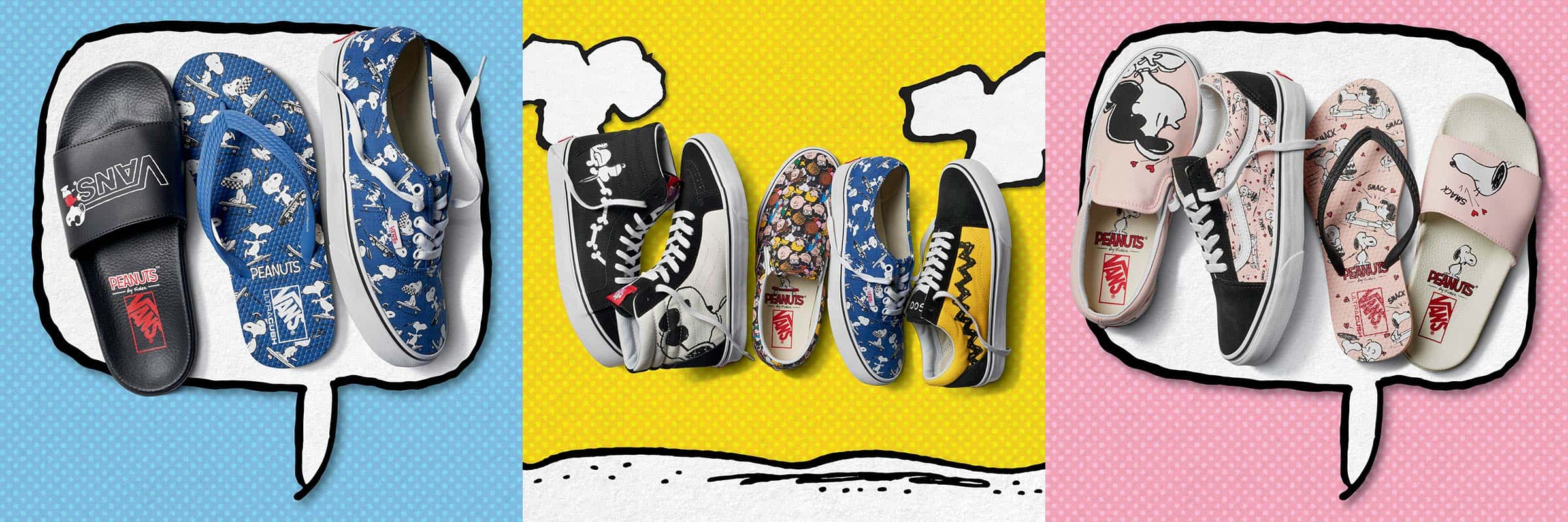 Discover the Vans X Peanuts Collaboration - Altitude Blog eab29be4e