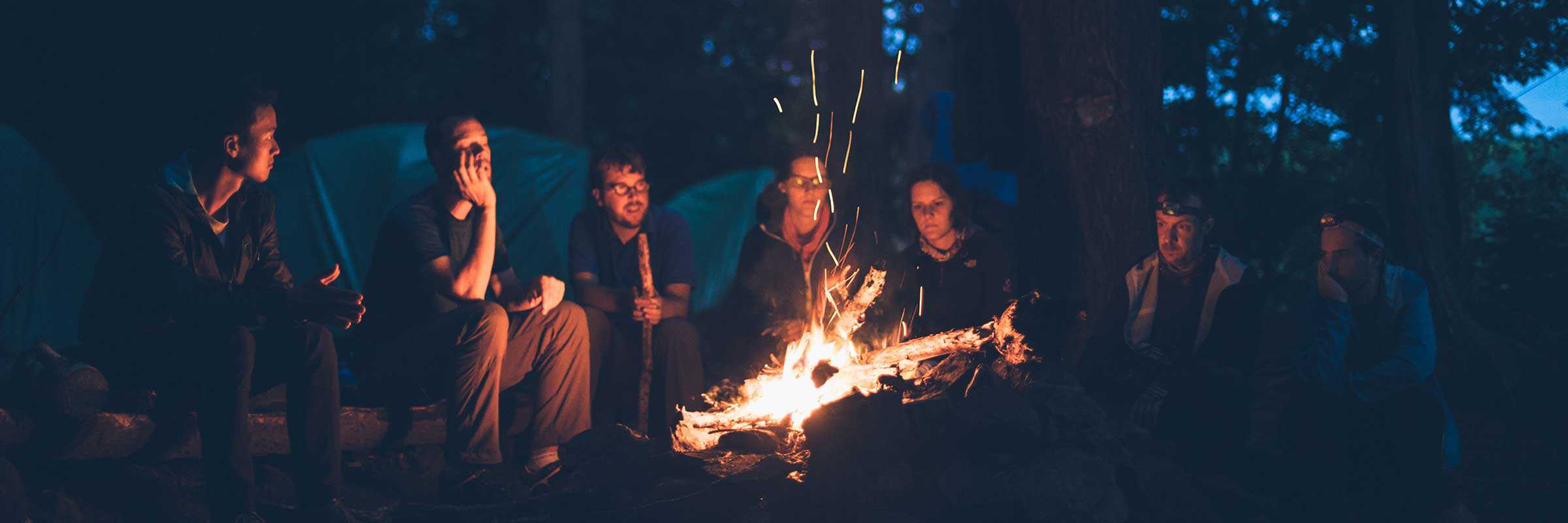 7 Easy Fire Starting Hacks For Your Camping Adventures | Altitude Blog