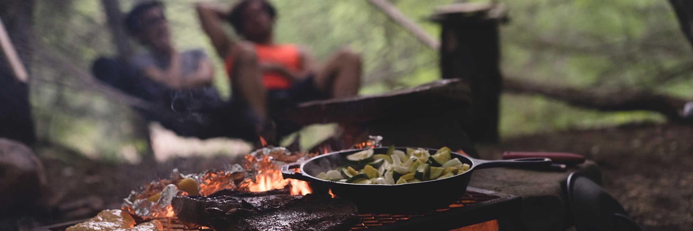 camp fire hack