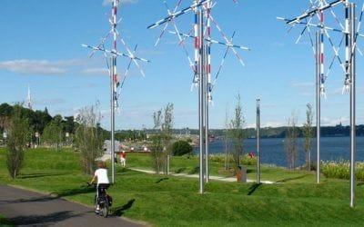 velo, Voyages. 5 circuits de vélo proches de Québec à découvrir cet été.