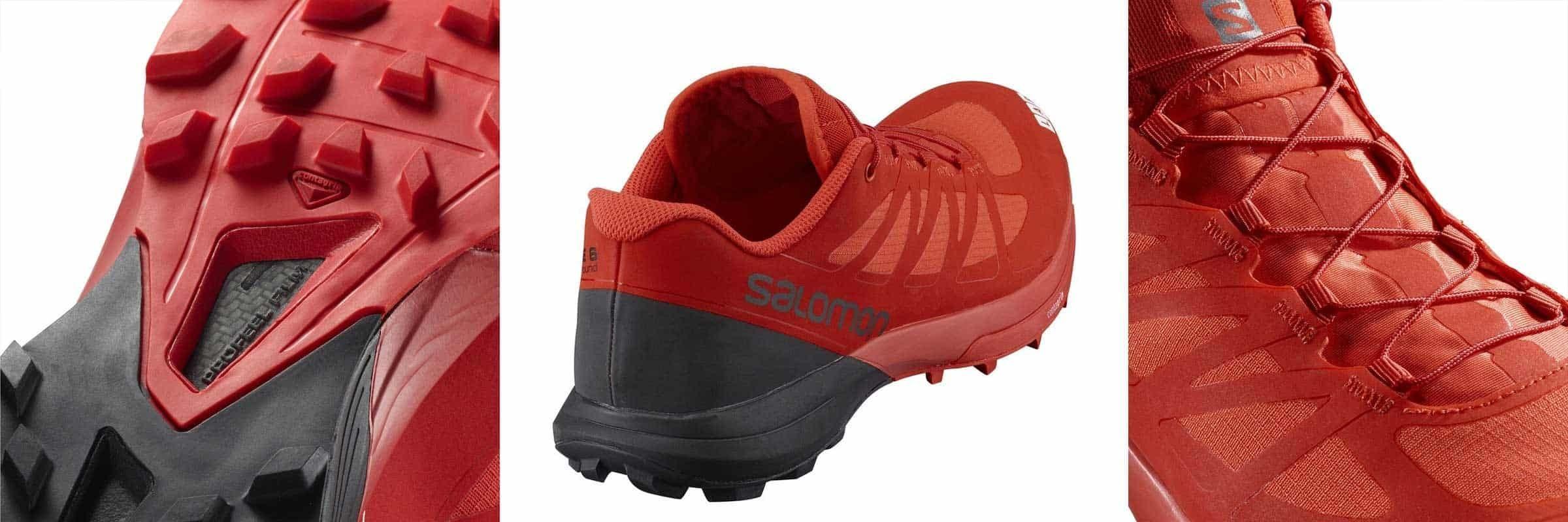 s-lab sense shoe