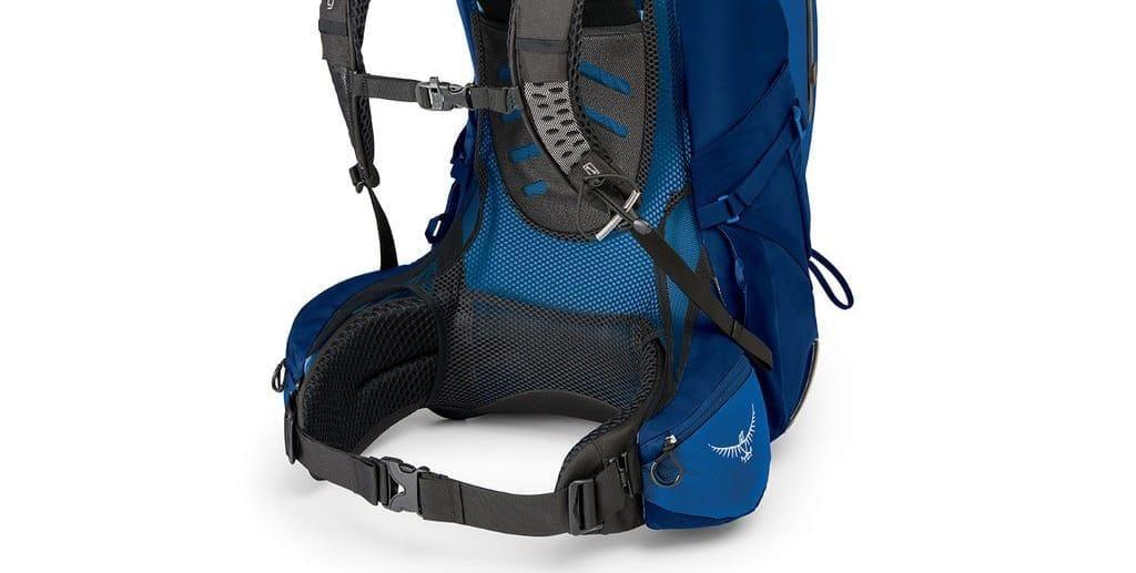 backpack ventilation