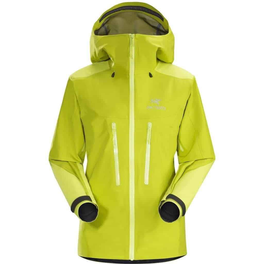 alpha ar jacket