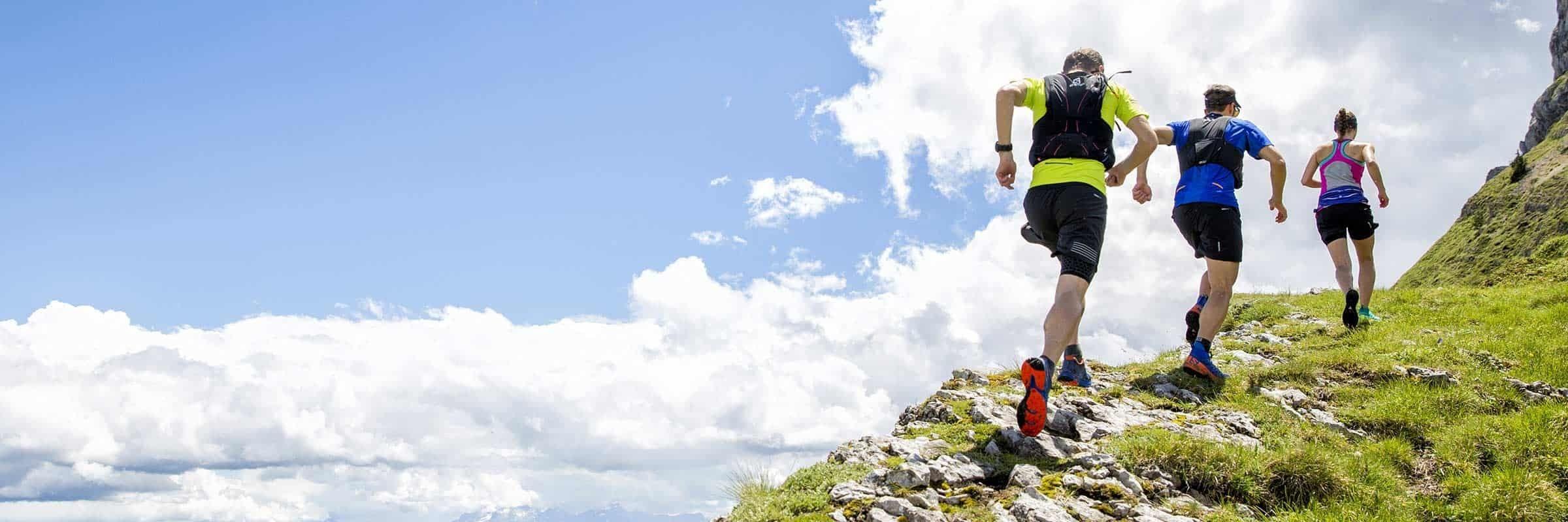 Top 6 des meilleurs souliers de course sur sentiers