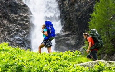 Hiking & Trekking, Osprey. Osprey: Discover the AG™ Backpack Collection.