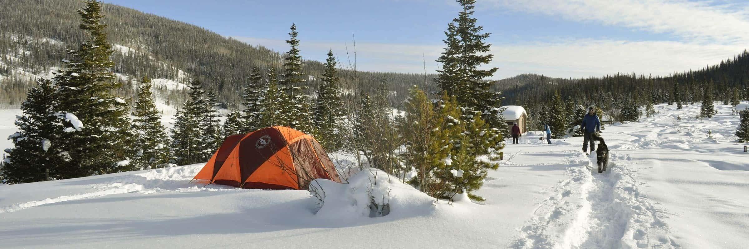 Les meilleures tentes 4 saisons pour le camping d'hiver