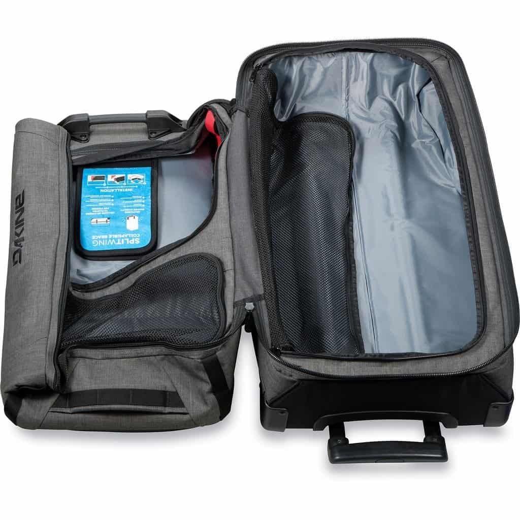 dakine split roller suitcase