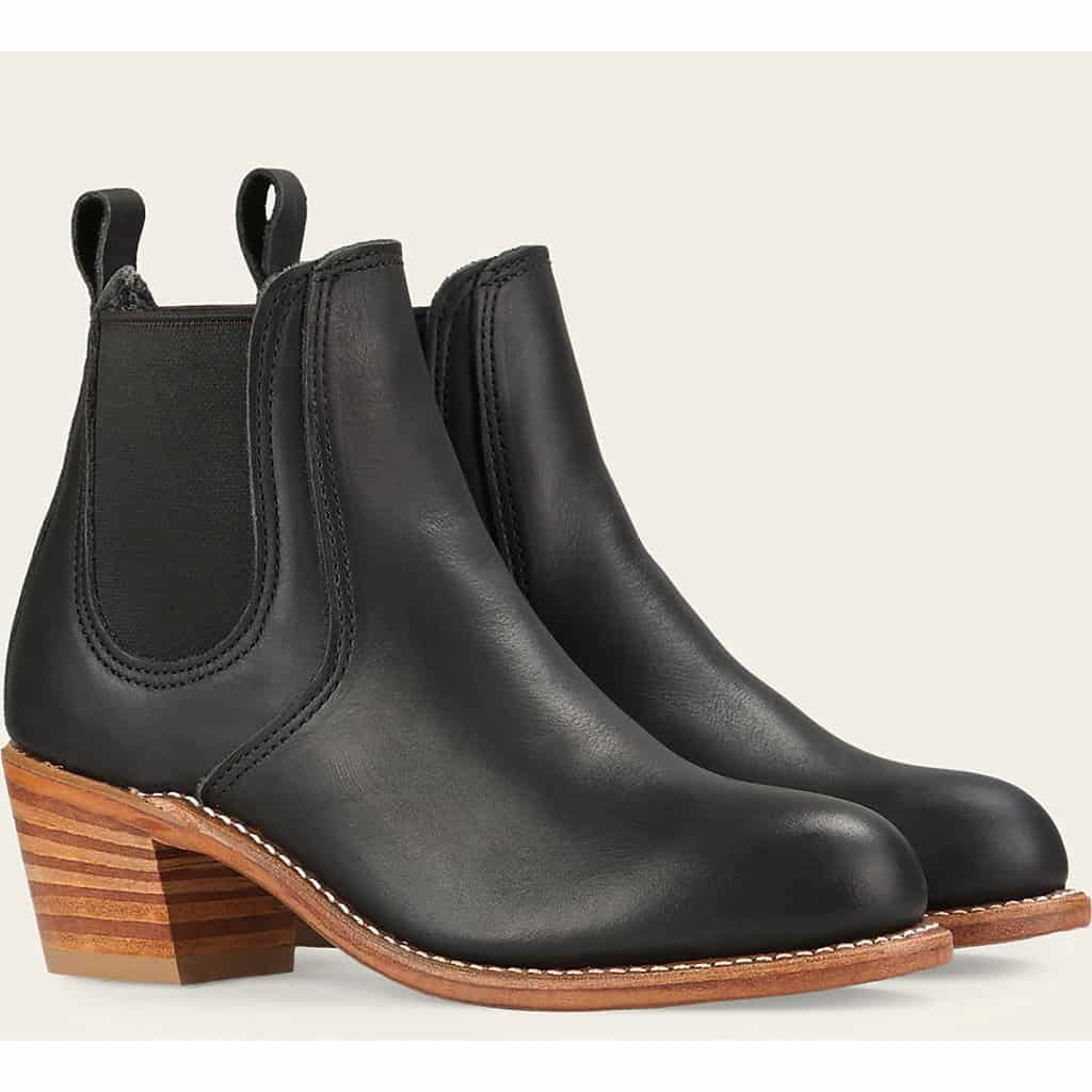 womens harriet leather boot
