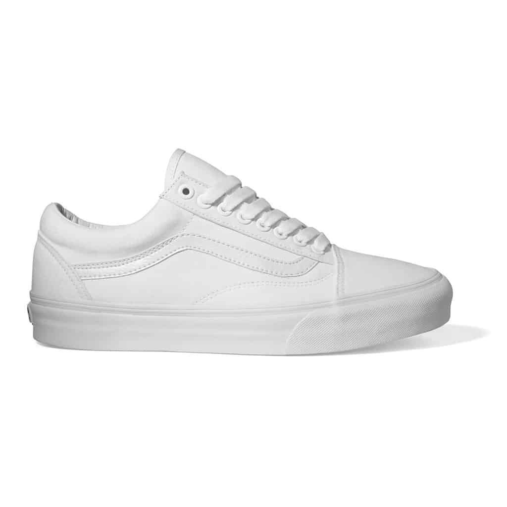 the vans old skool shoe celebrates 40 years of style popularity this year. Black Bedroom Furniture Sets. Home Design Ideas