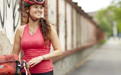 Craft, Vélo & cyclisme. Revue de la camisole Belle Glow & du cuissard Short Vélo pour femmes par Craft.