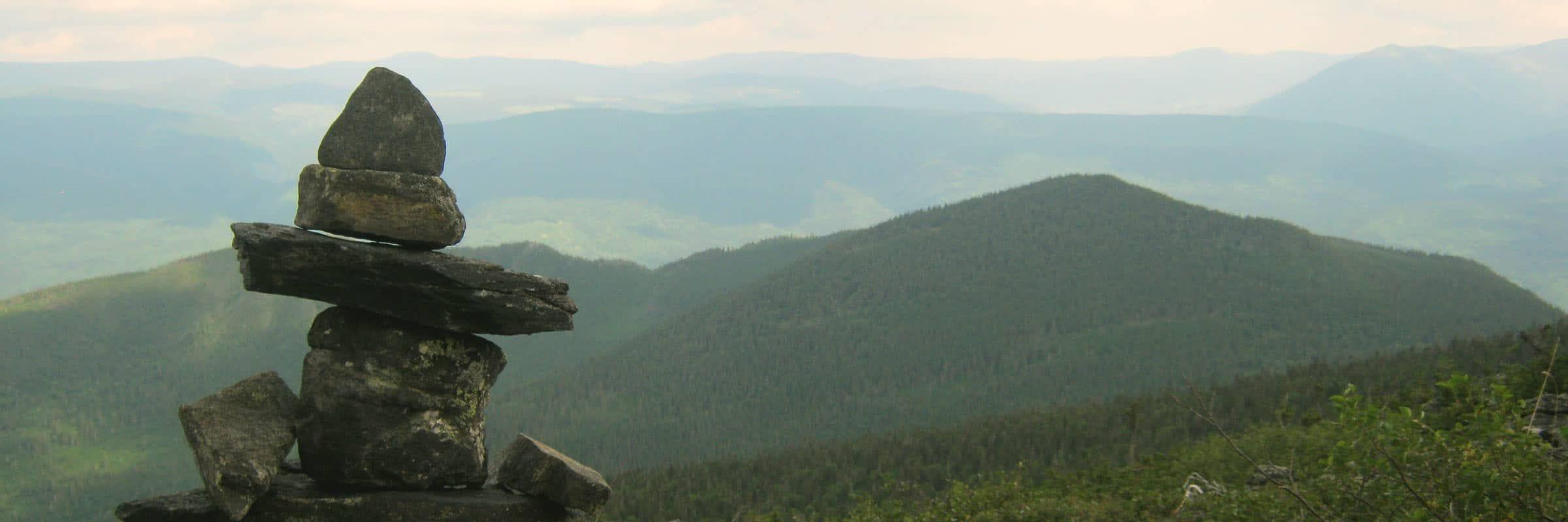 Les 5 plus hauts sommets du Québec pour la randonnée
