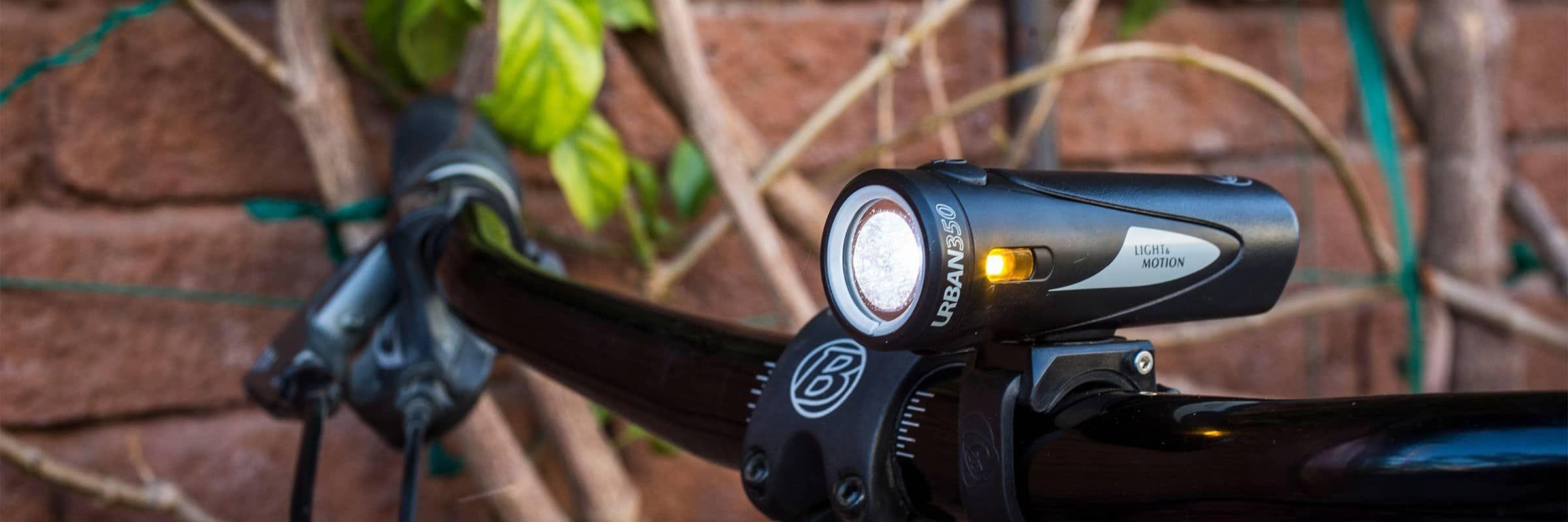 Biking & Cycling, Lezyne, Light & Motion. Top 5 Cycling Lights for Biking at Night