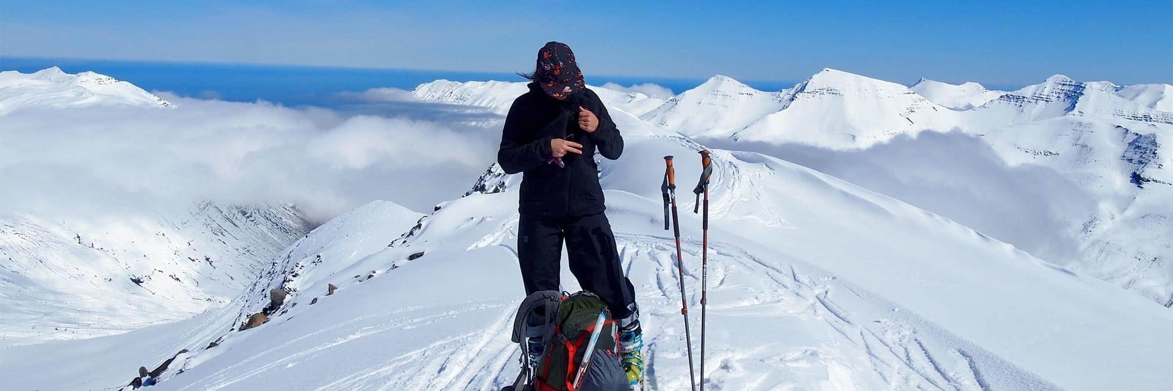 ski north face