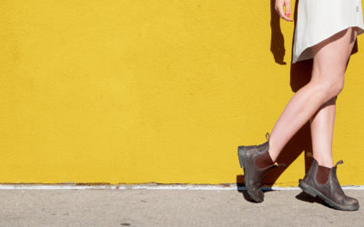 Blundstone, Dr Martens, Red Wing Shoes, UGG Australia, Wolverine. 7 Stylish Women's Leather Boots For Fall 2017.