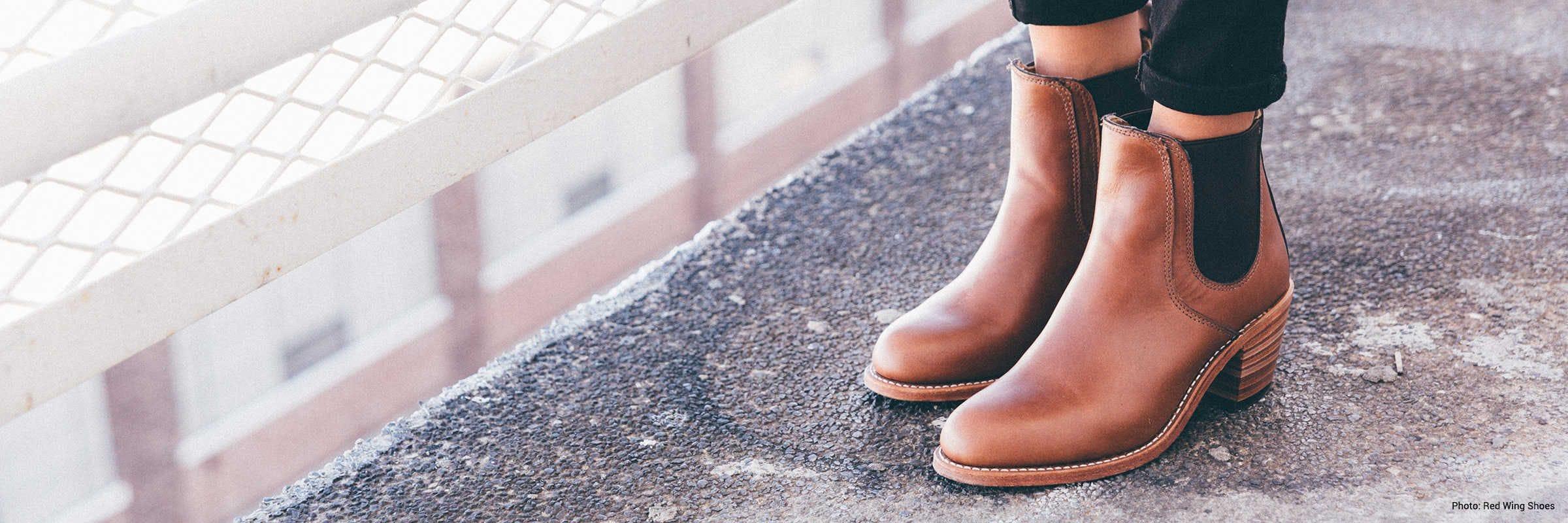Blundstone, Red Wing Shoes, swim, Wolverine. 5 bottes urbaines pour femmes parfaites pour l'automne
