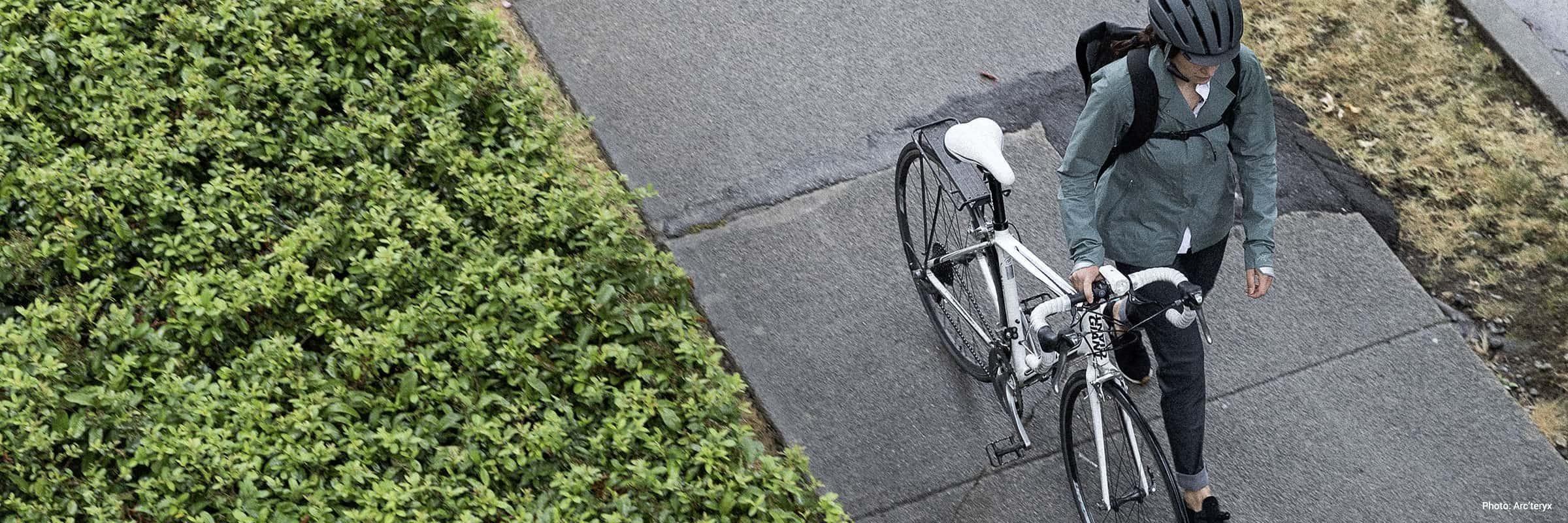Buff, Castelli, cycling, Garneau, POC. How to Layer for an Enjoyable Fall Bike Ride