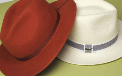 Barbour, Brixton, Ciele, Lacoste, The North Face. 5 chapeaux pour un été tout en élégance.