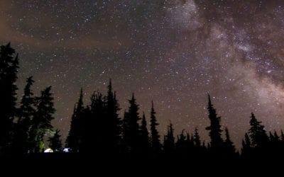 Camping, voyage. 5 endroits où observer les Perséides en 2017.