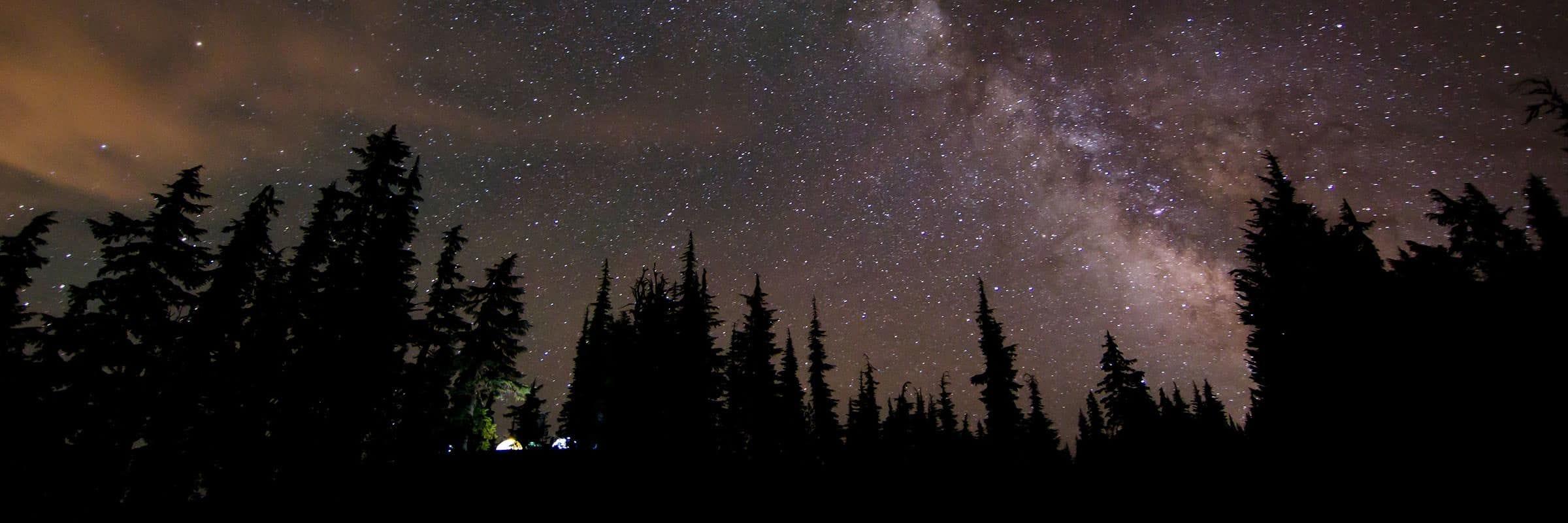 Camping, voyage. 5 endroits où observer les Perséides en 2017
