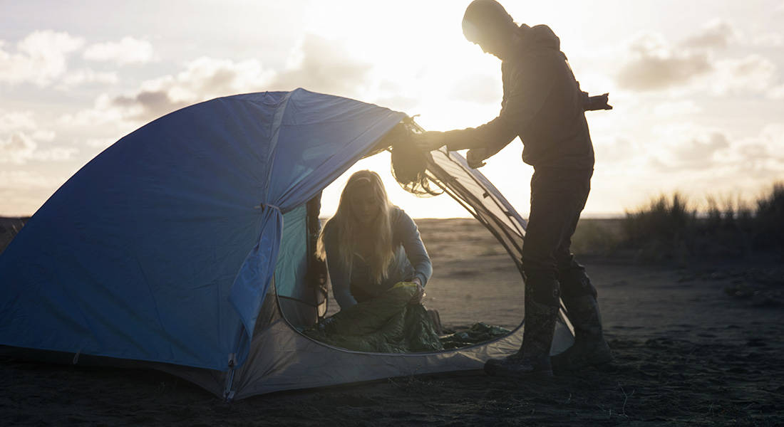 top sleeping bags for camping