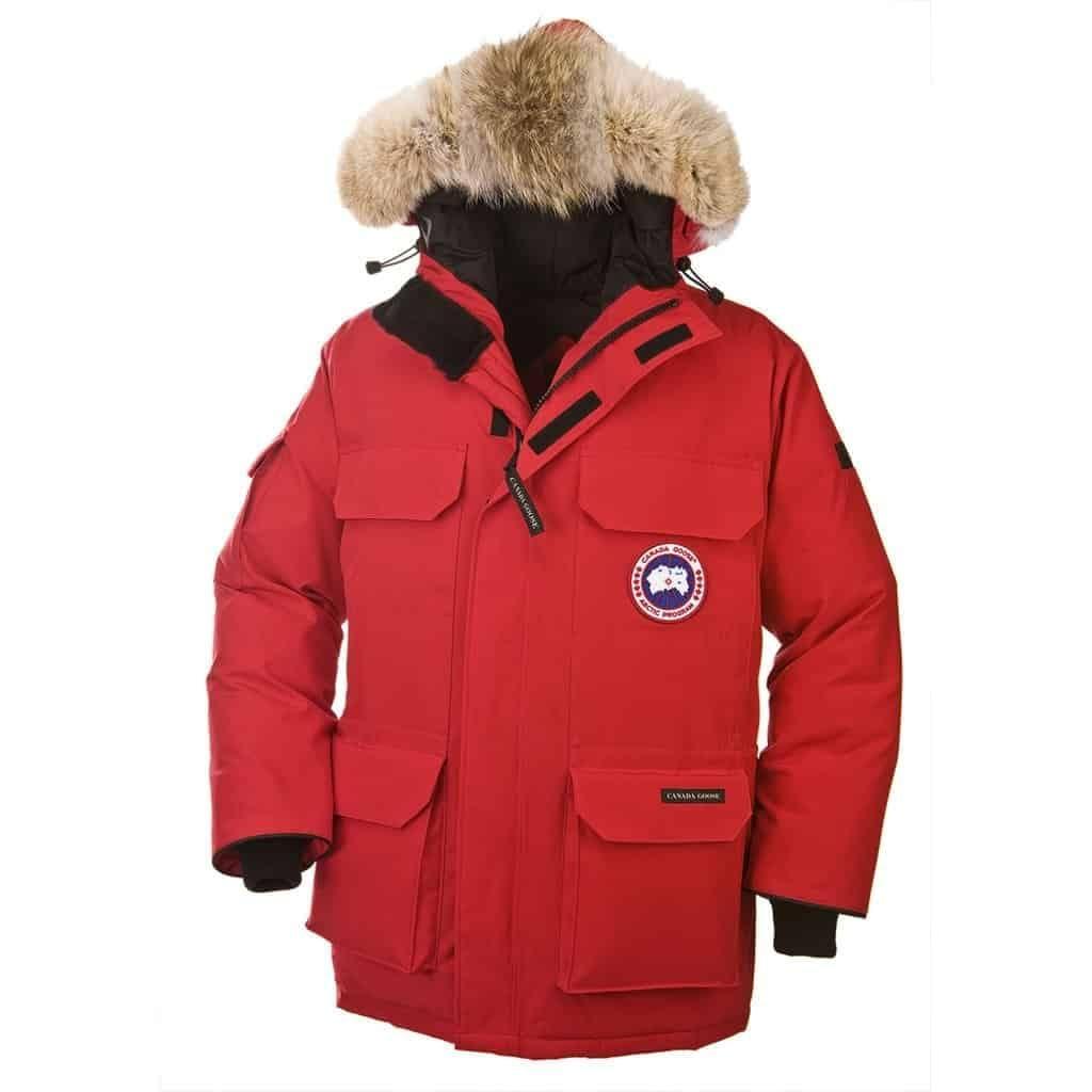 canada goose manteau
