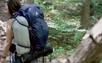 Gregory, Hiking & Trekking. Gregory Women's Deva 60L Backpack Reviewed.
