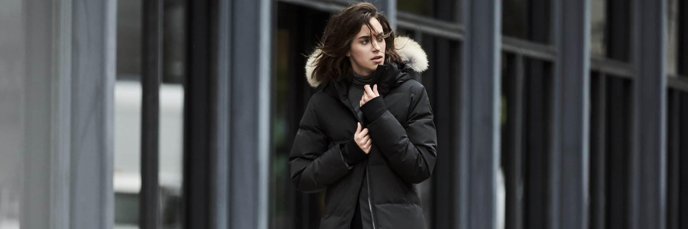 Comment nettoyer votre manteau en duvet