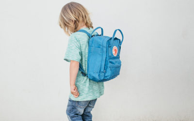 Backpacks, Burton, Fjällräven, Fluf, Herschel Supply Co., The North Face. Top 5 Backpacks for Grade-Schoolers.