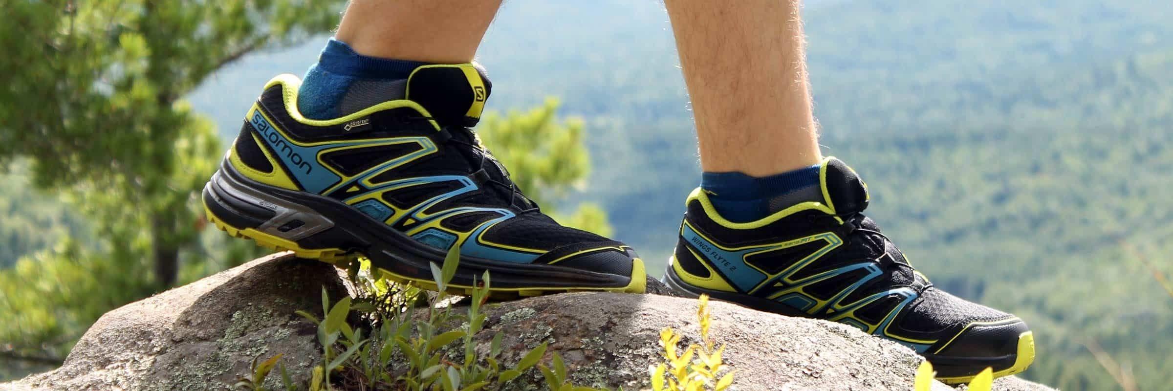 Running, Salomon. Salomon Wings Flyte 2 GTX Shoes Reviewed