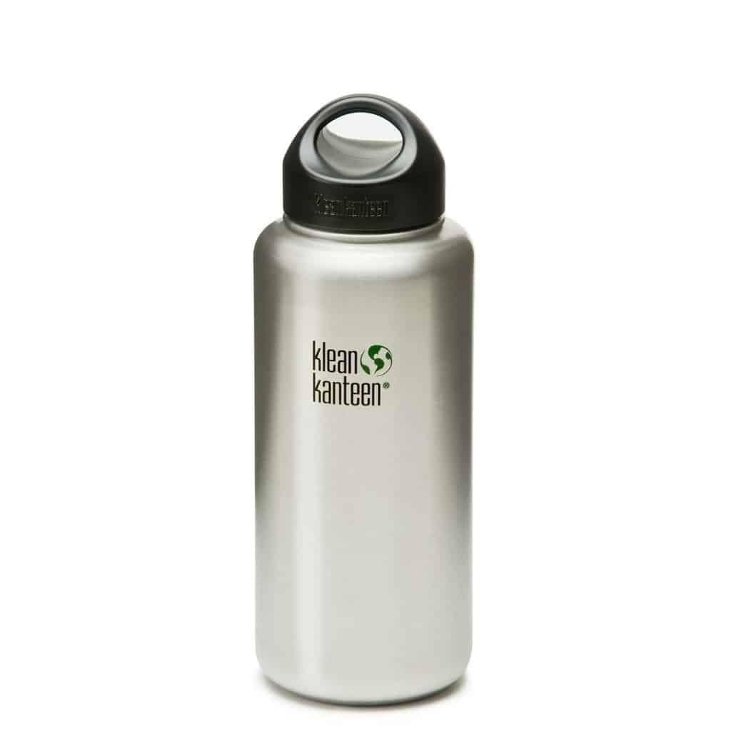 klean kanteen wide stainless bottle