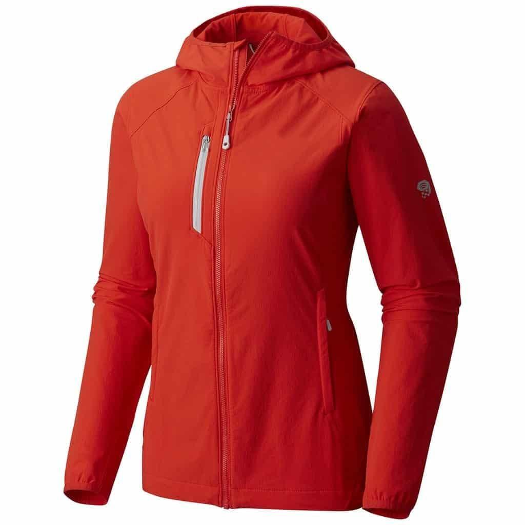 chockstone hooded jacket