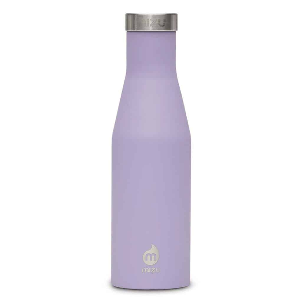 mizu s4 stainless lid bottle