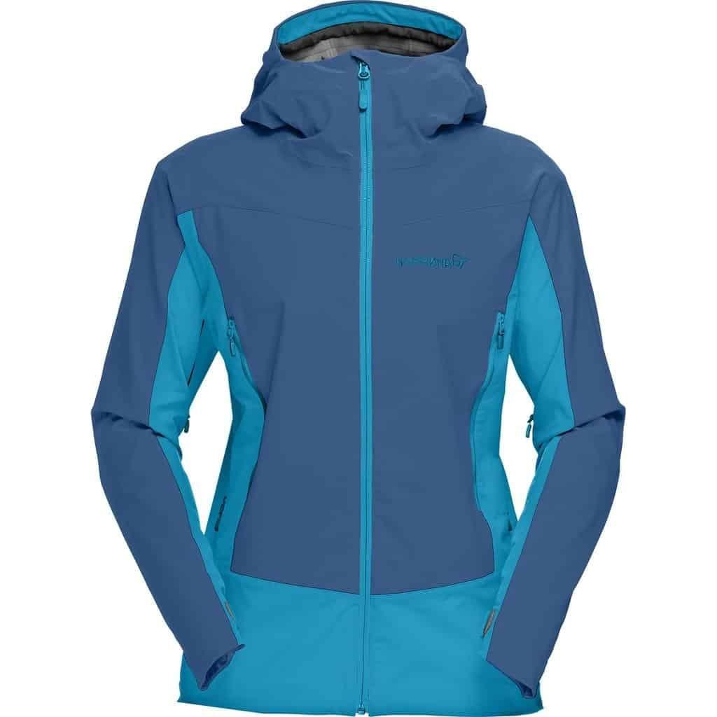 falketind windstopper hybrid jacket
