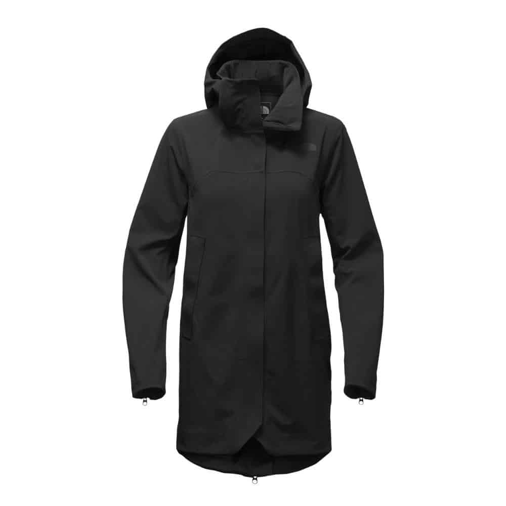 the north face apex flex trench