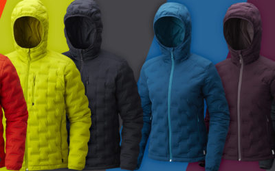 Mountain Hardwear. Introducing the Mountain Hardwear Stretchdown DS Jacket & Hoody.