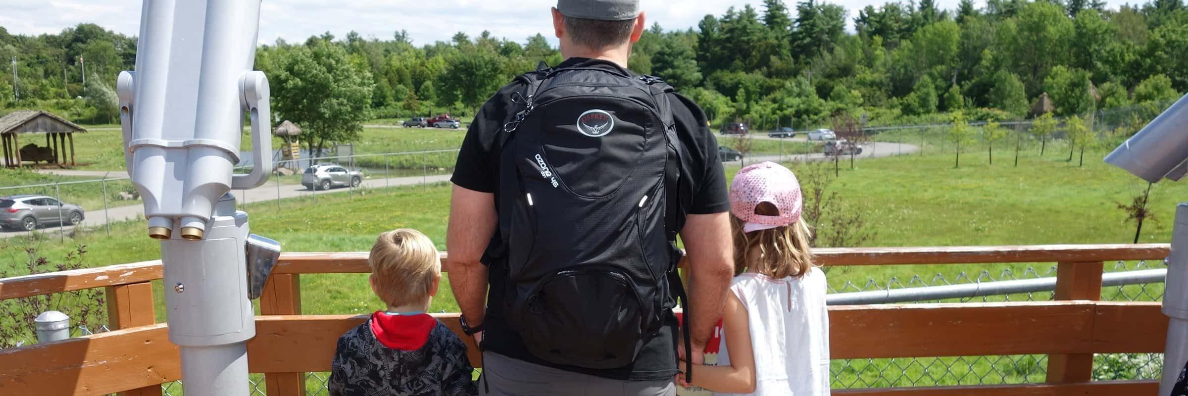 Osprey. Osprey Ozone 46L Travel Backpack Reviewed