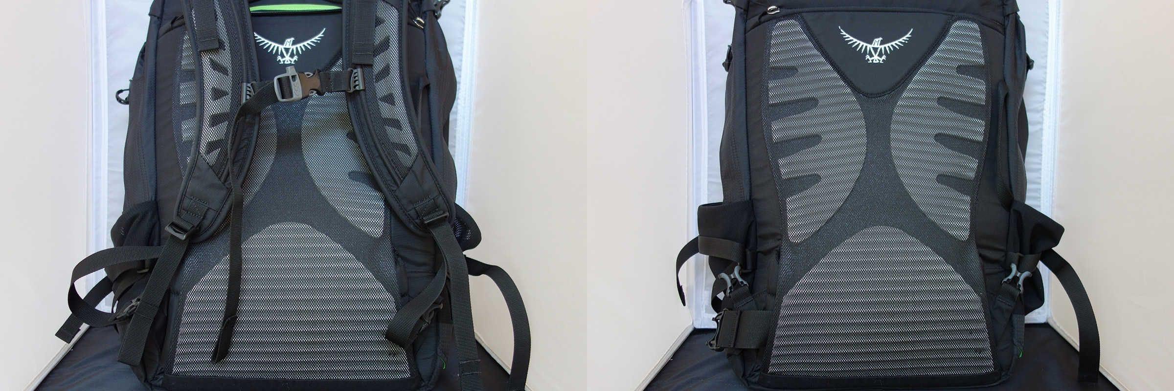 ozone travel backpack