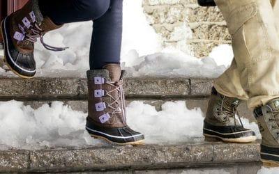 Columbia, Enfants, Kamik, Sherpa, Sorel. Les meilleures bottes d'hiver pour enfants.