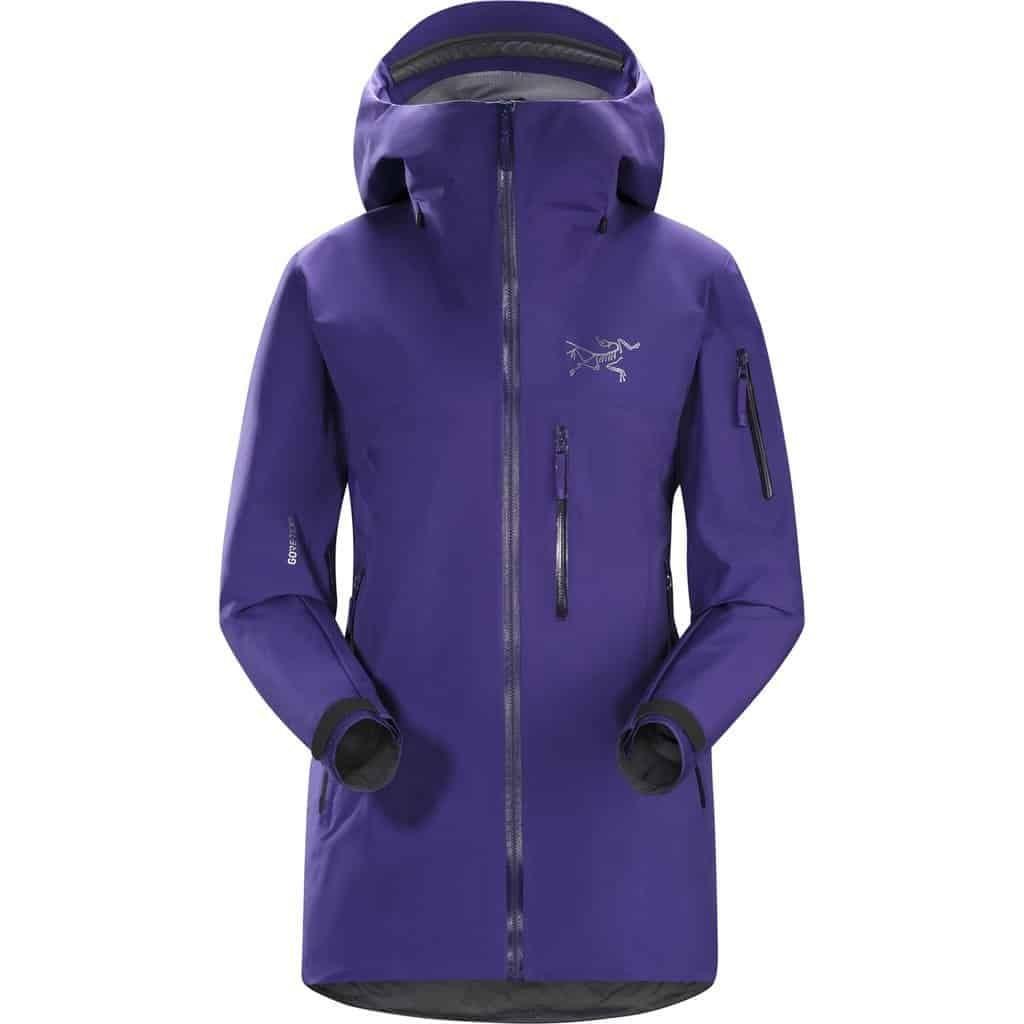 arcteryx womens shashka jacket