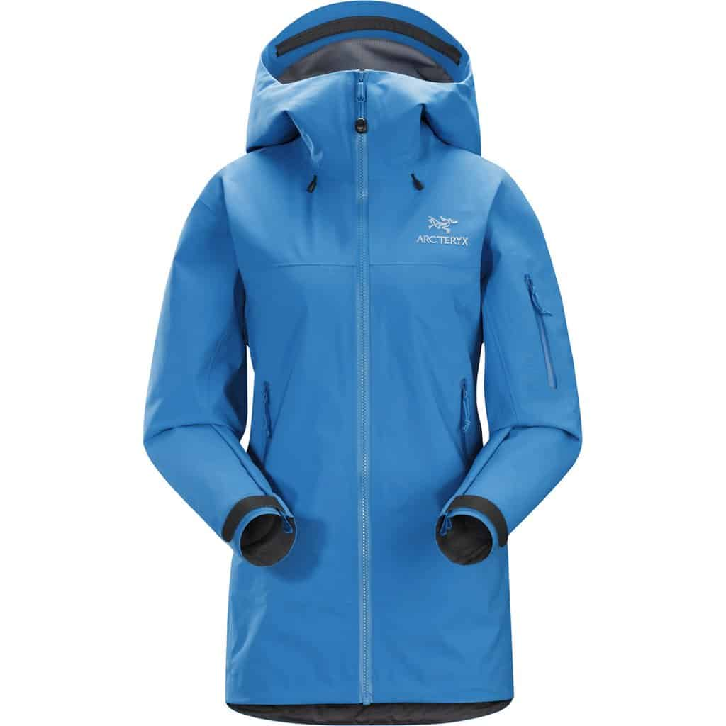 arcteryx womens beta sv jacket