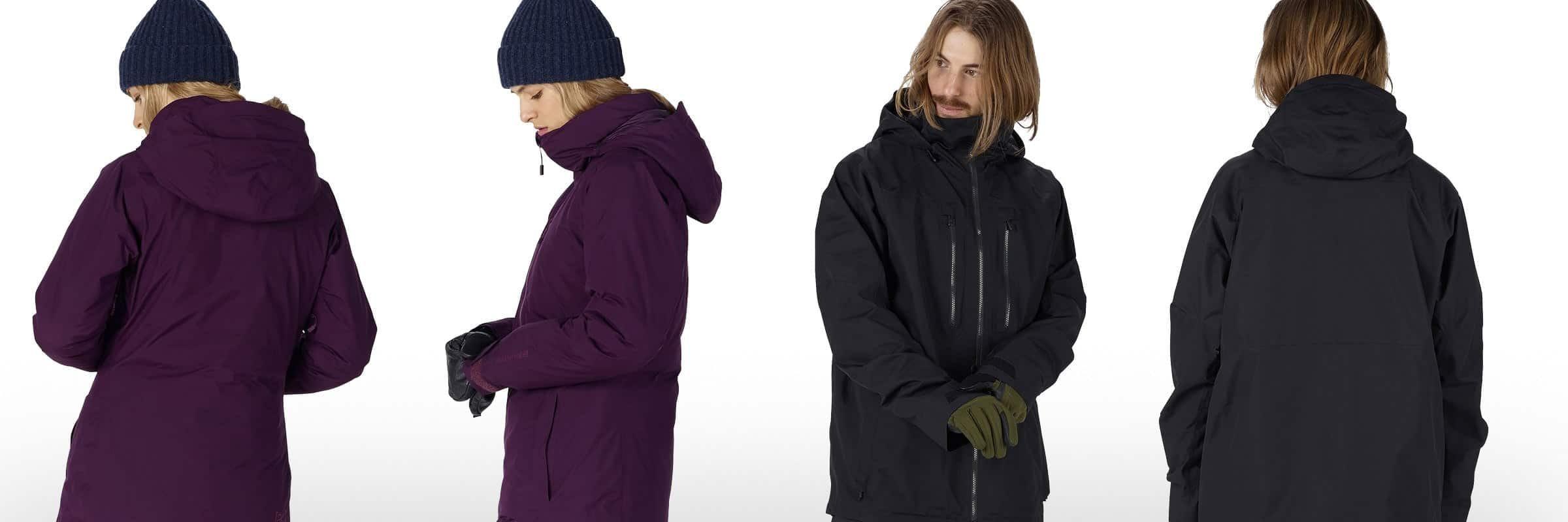 burton bluesign jackets