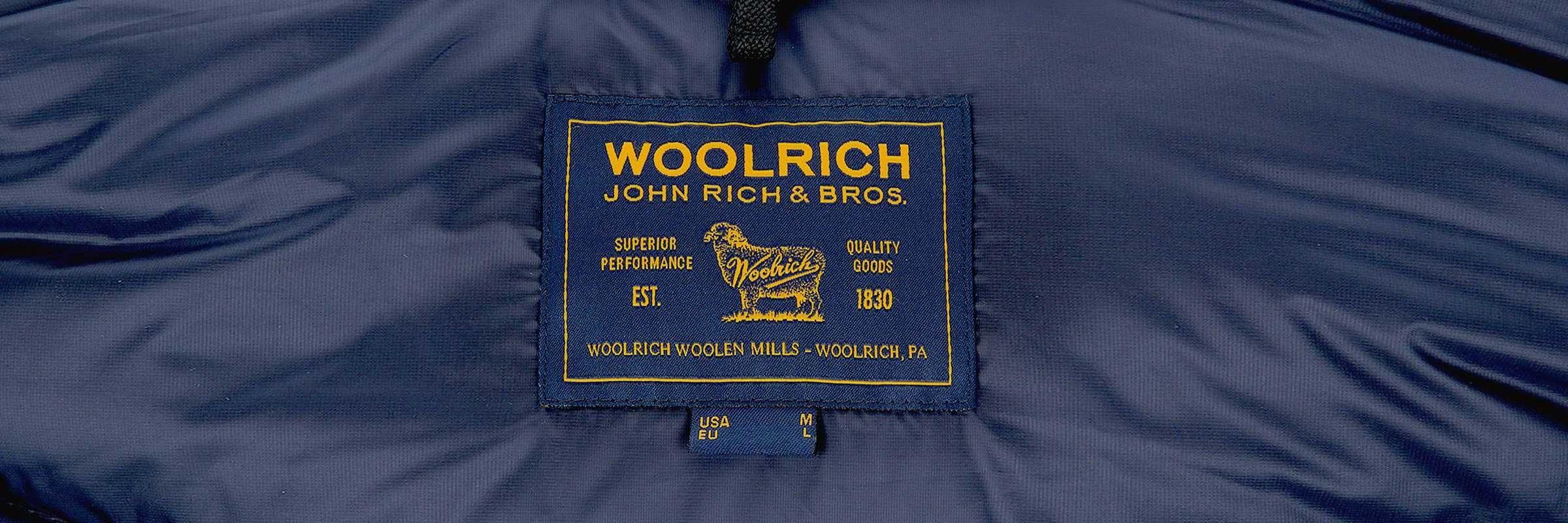d couvrez la collection a h de woolrich john rich bros. Black Bedroom Furniture Sets. Home Design Ideas