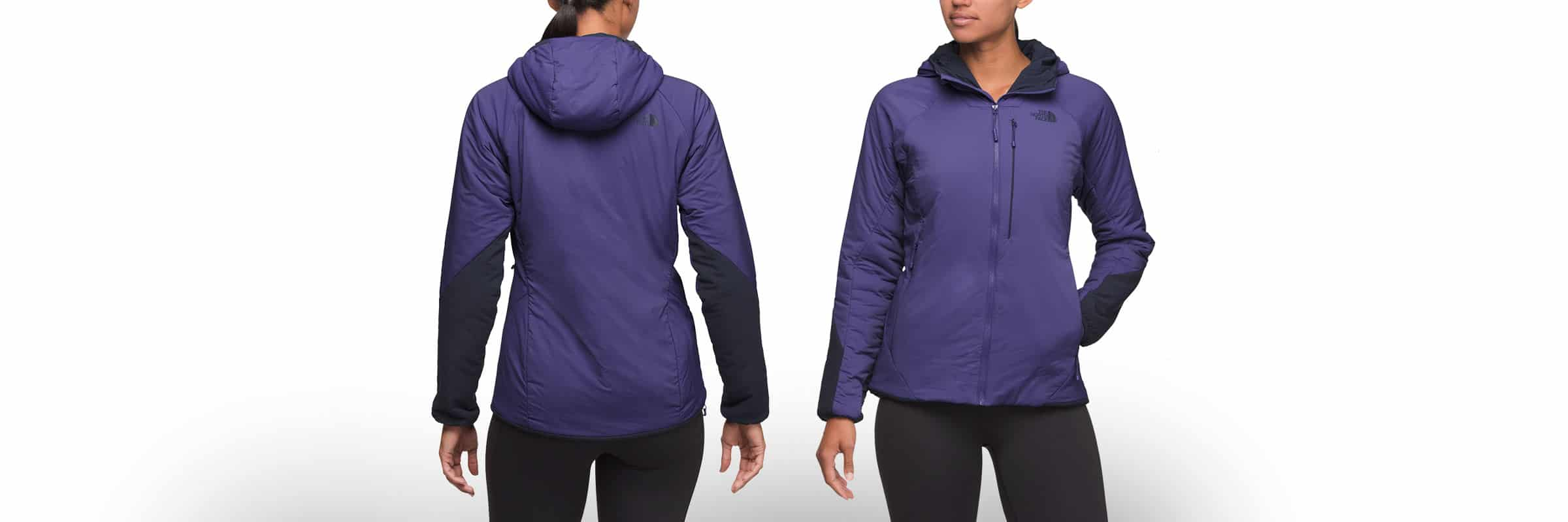 the north face womens ventrix hoody