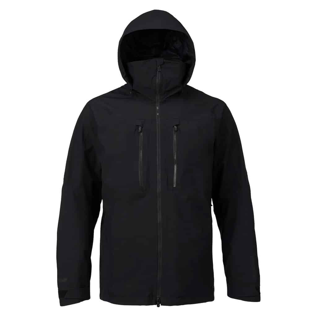 burtn mens ak swash gtx insulated jacket
