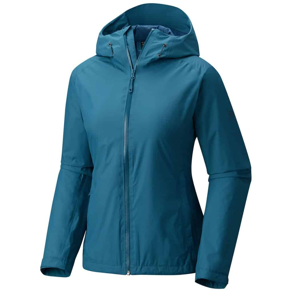mountain hardwear womens finder jacket
