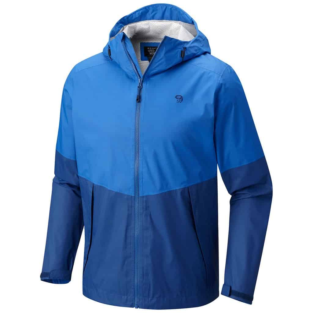 mountain hardwear mens exponent jacket